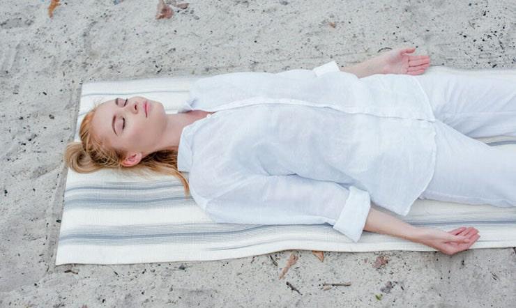 йога нидра расслабление